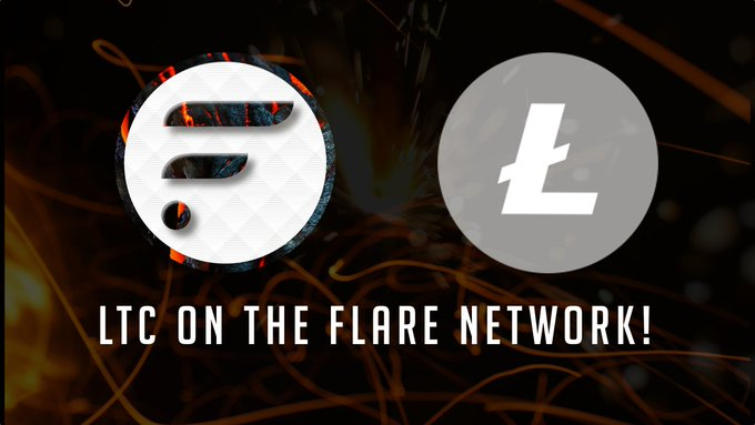 Airdrop : Flare Networks will give Sparks (FLR) Litecoin (LTC) holders